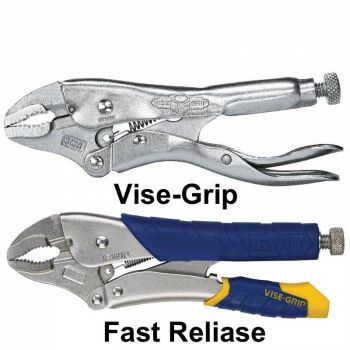 Replės VISE-GRIP FAST RELEASE 7WR